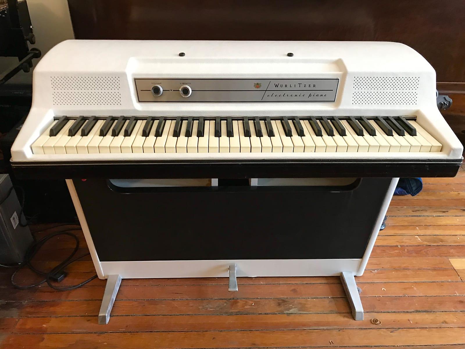 Wurlitzer Electric Piano Replacement Leg Set