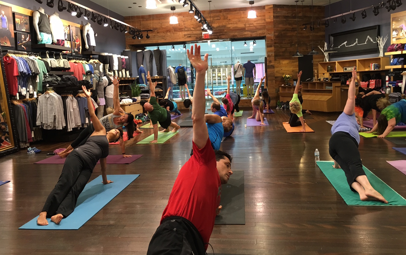 Lululemon Cincinnati Ohio