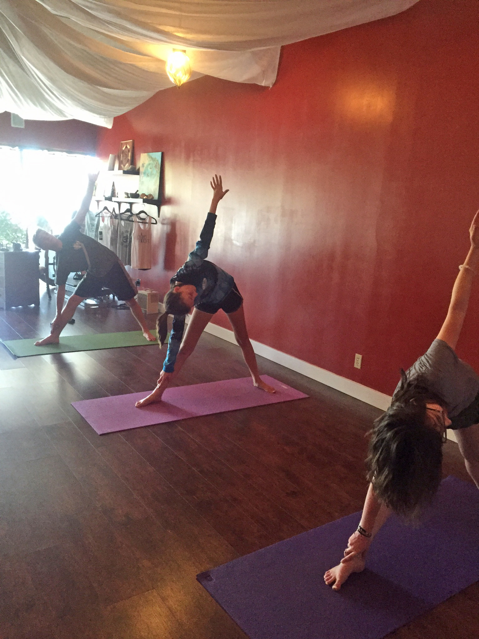 Yoga for Students at Yoga Fit Boutique