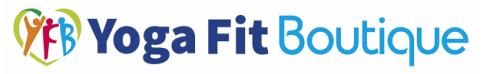 Yoga Fit Boutique Logo