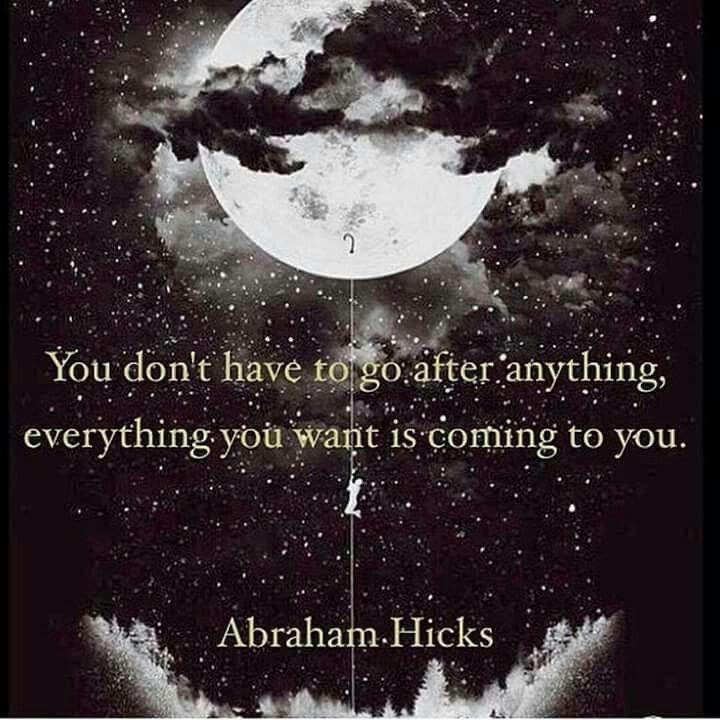 Abraham-Hicks-Quote