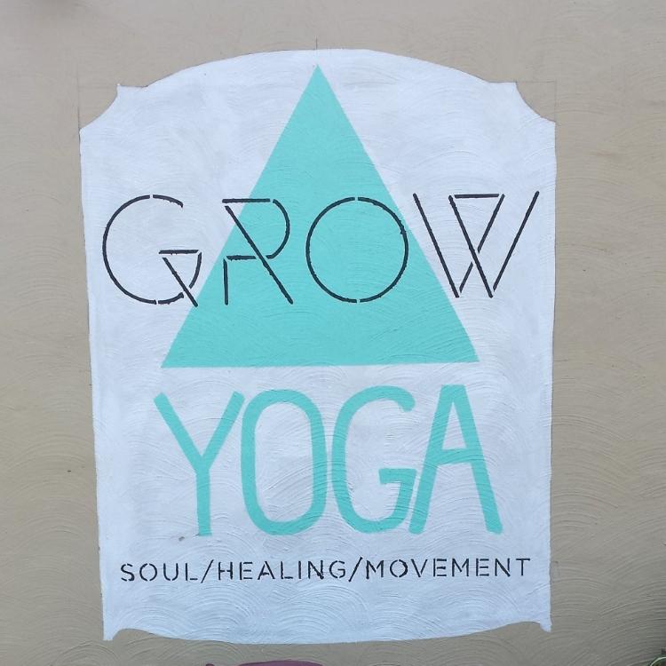 Visit GROW Yoga's Facebook here.