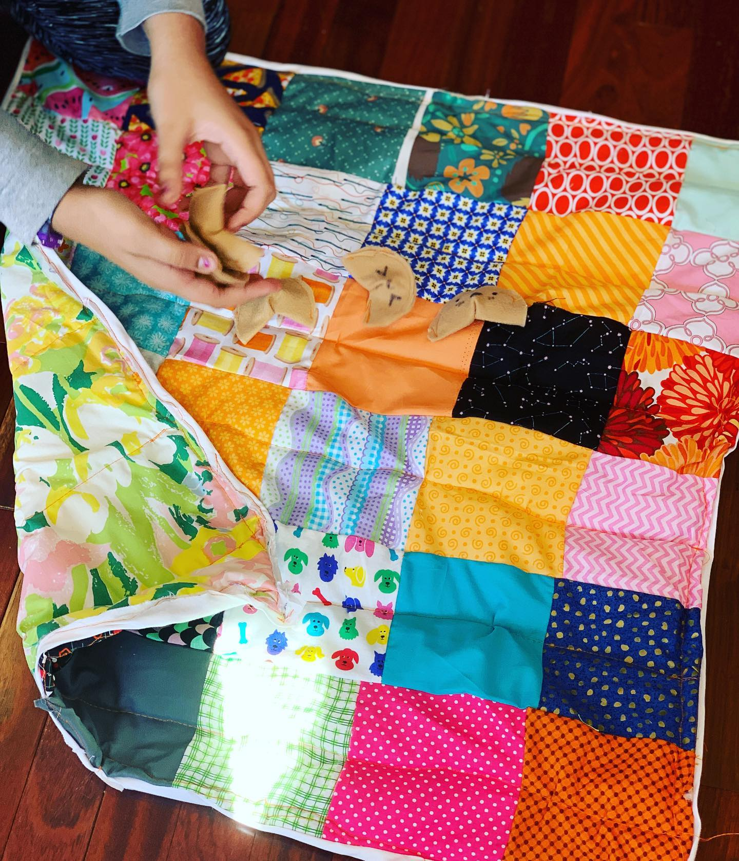After school Classes - After school sewing and fiber classes for ages 5 and up.