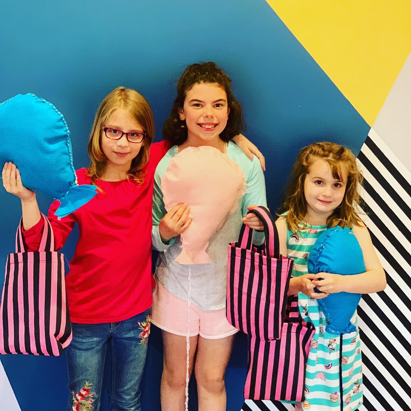 Sewing Birthday Parties - Come sew with us to celebrate a special birthday!