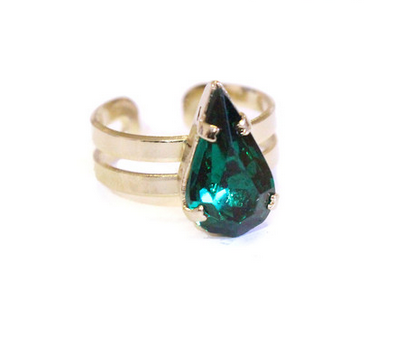The Queen Candy Jewel Ring . Shop for it here .
