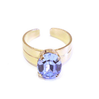The Purple Gem Candy Jewel Ring . Shop for it here .