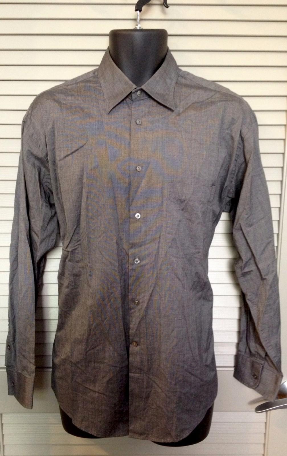 Men's Giorgio Armani Dress Shirt