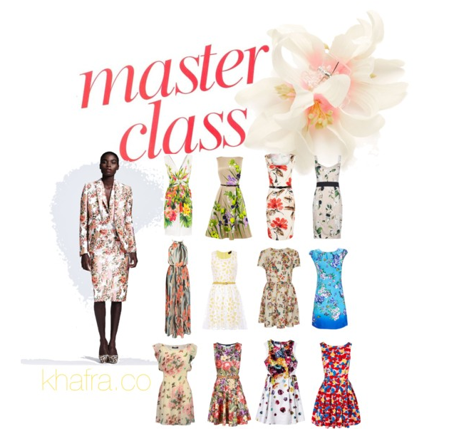"""No matter who you are or how you came into this world, you can make any fashion statement you want. Period.   And nothing says, """"Why yes, yes, I am a lady"""" like mastering the class and grace that comes with sweet spring florals!   Trust us.   You can shop the looks above  HERE.      Or check out some of our favorite floral dress picks below:       This   spaghetti strap floral blouson   from Bloomie's is perfect!      We just can't choose which Free People dress we love the most …   so why not browse them all?          This   watercolor floral print   from Talbot's is perfect for brunch or the boardroom.          Want something a little less formal … ready for the beach? Try this   Tahitian print from French Connection.              And this   Sandra Darren sleeveless sheath   … how could you not love it?!                What are some of your fave floral looks this season?"""