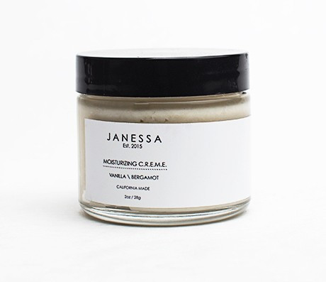 Janess Moisturizing Creme Vanilla Bergamot