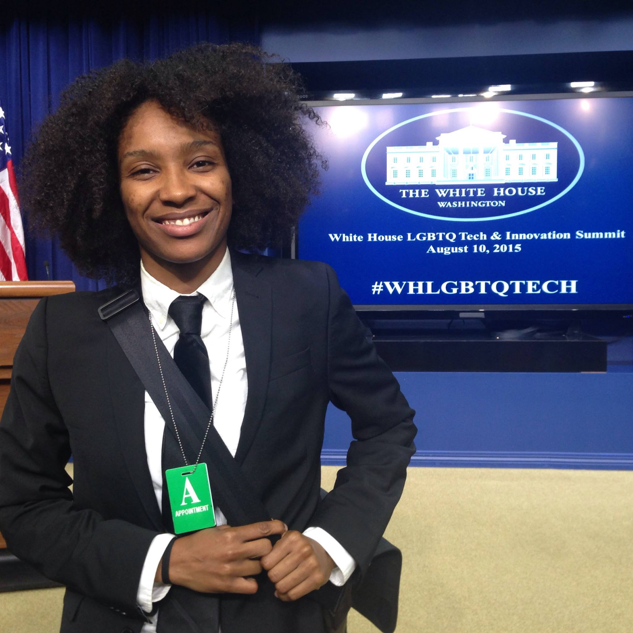 krys freeman black women in tech