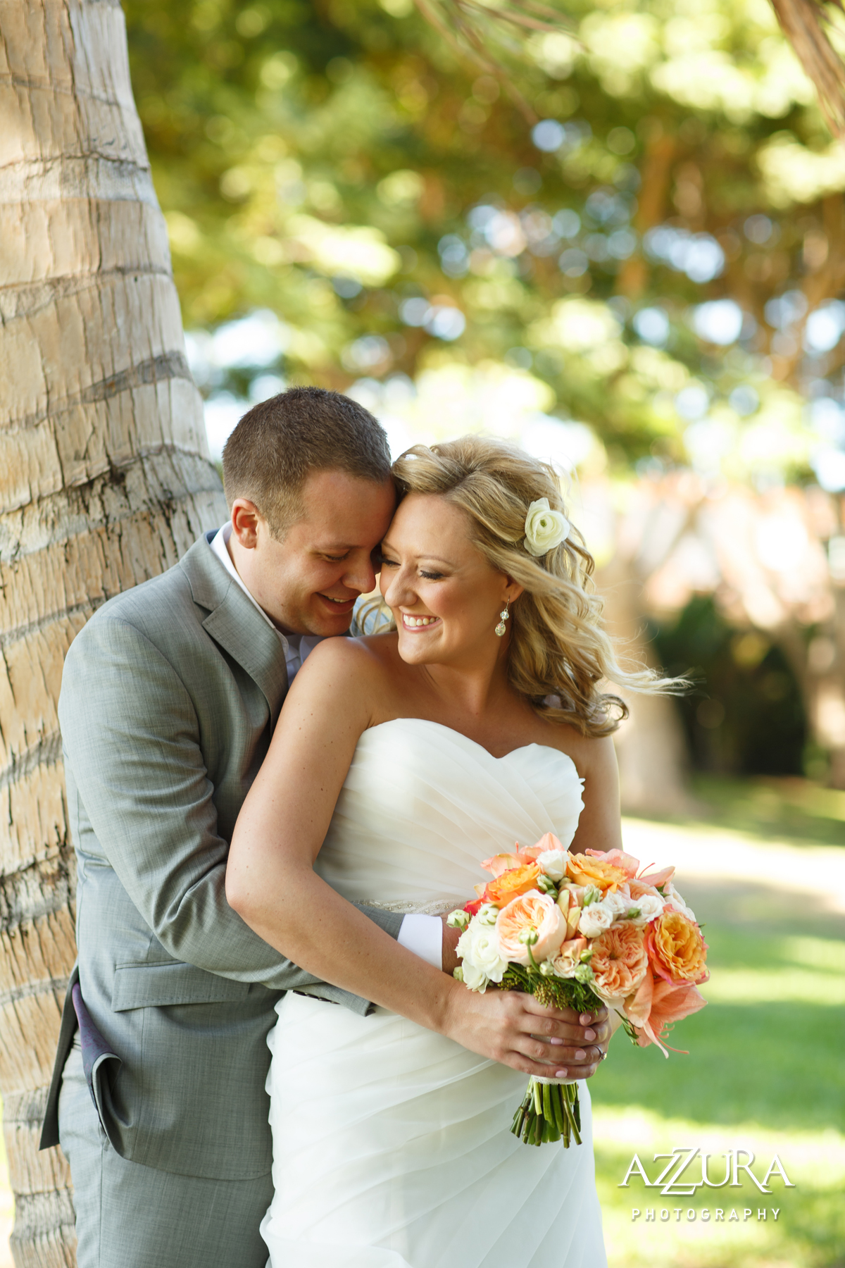Olowalu Plantation House Wedding in Maui by Azzura Photography