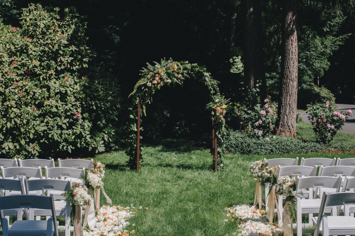 Seattle Wedding Planner, Floressence, Ben Blood Photography