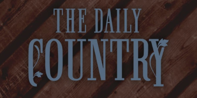 Dave Tamkin The Daily Country