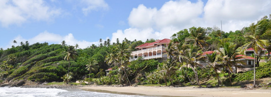 Petite Anse Hotel; Great location with outstanding hosts.