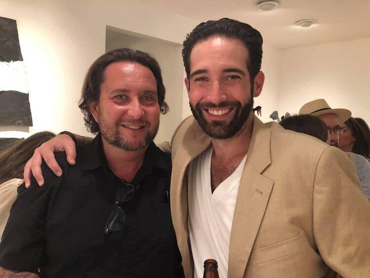 Alex Coewenberg and Michael Campognone