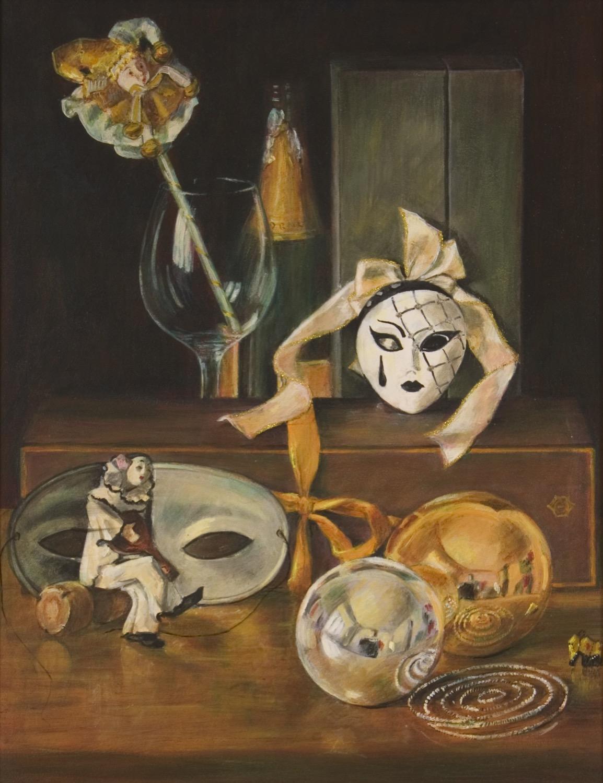 Pierrot's Serenade