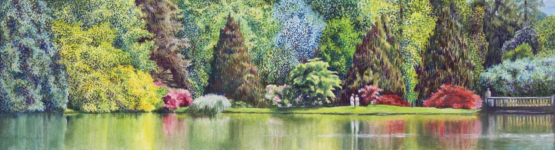 Sheffield Park, Spring