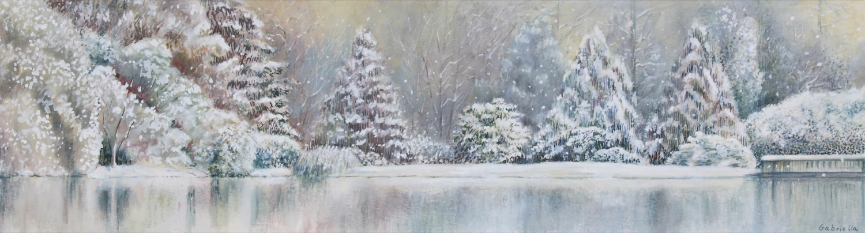 Sheffield Park, Winter