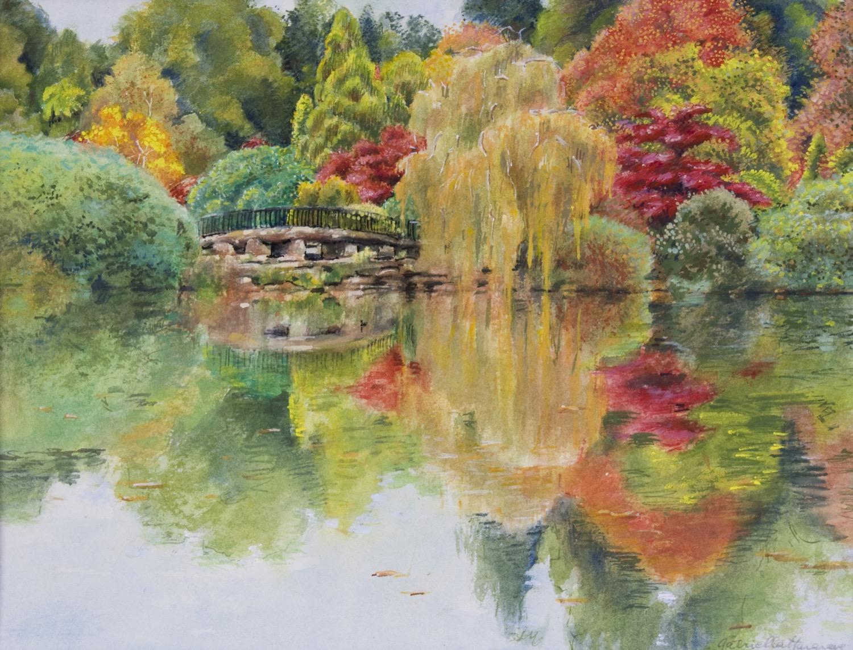 Sheffield Park, Autumn Reflections
