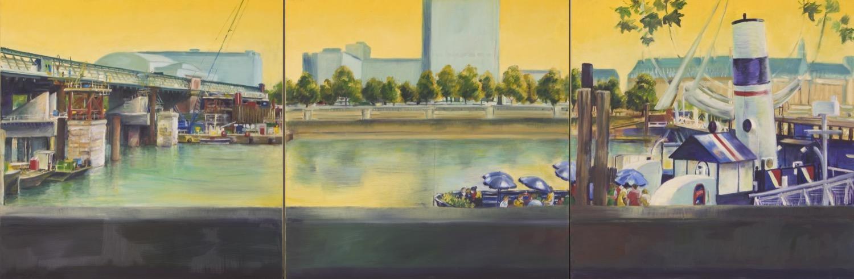 Andante, Adagio, Allegro (The Thames)
