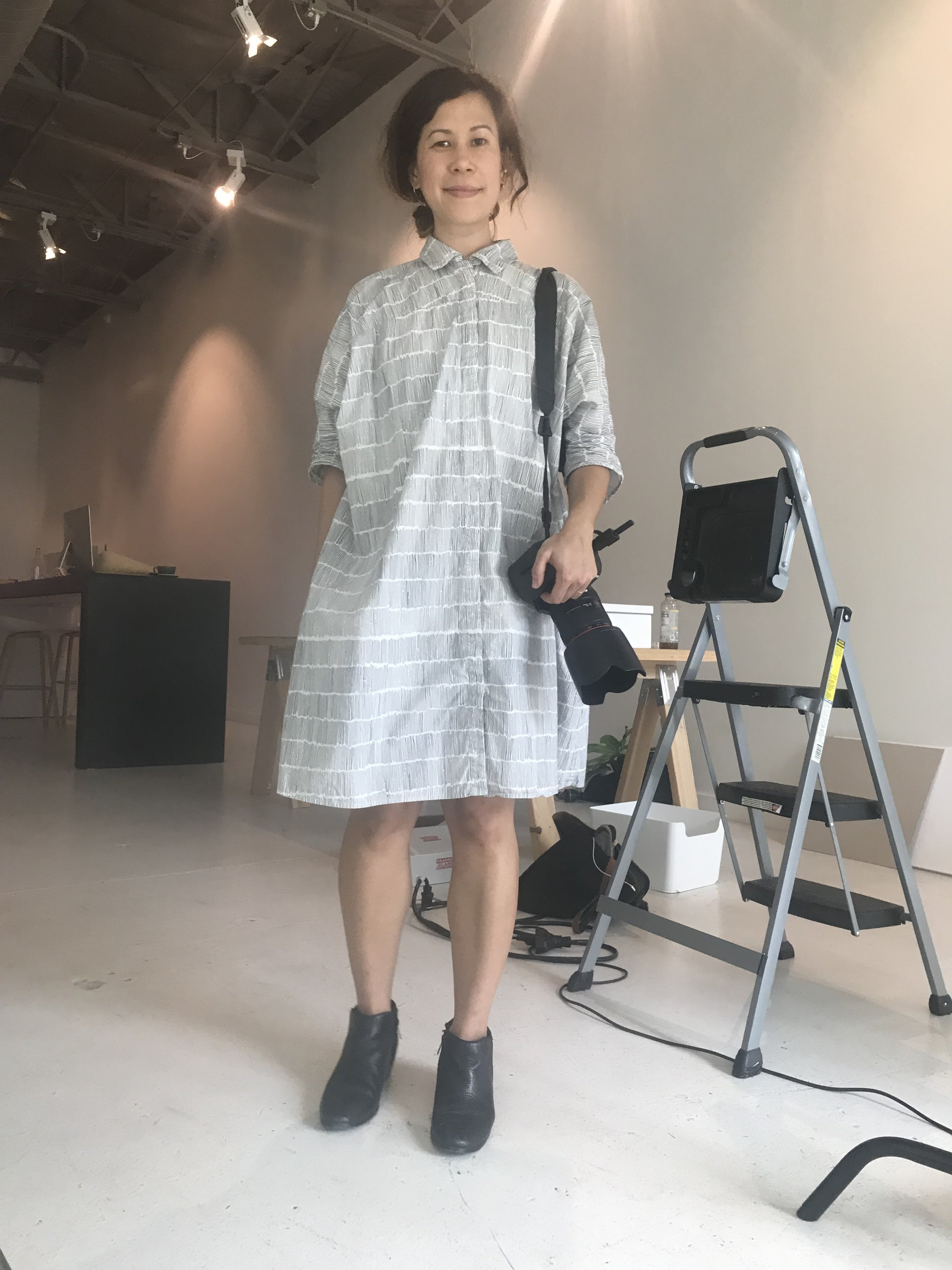 Keeping this dress for the Spring Capsule!
