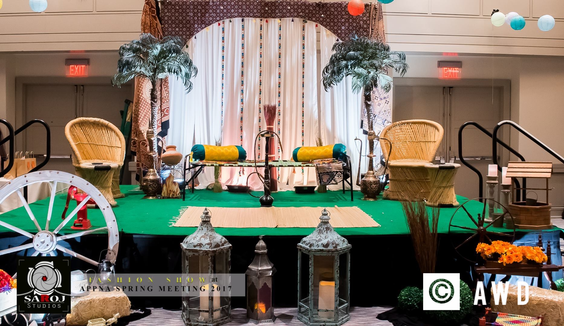 Assoc. of Physicians of Pakistani Descent of North America (APPNA) Event/Fashion Show, 2017