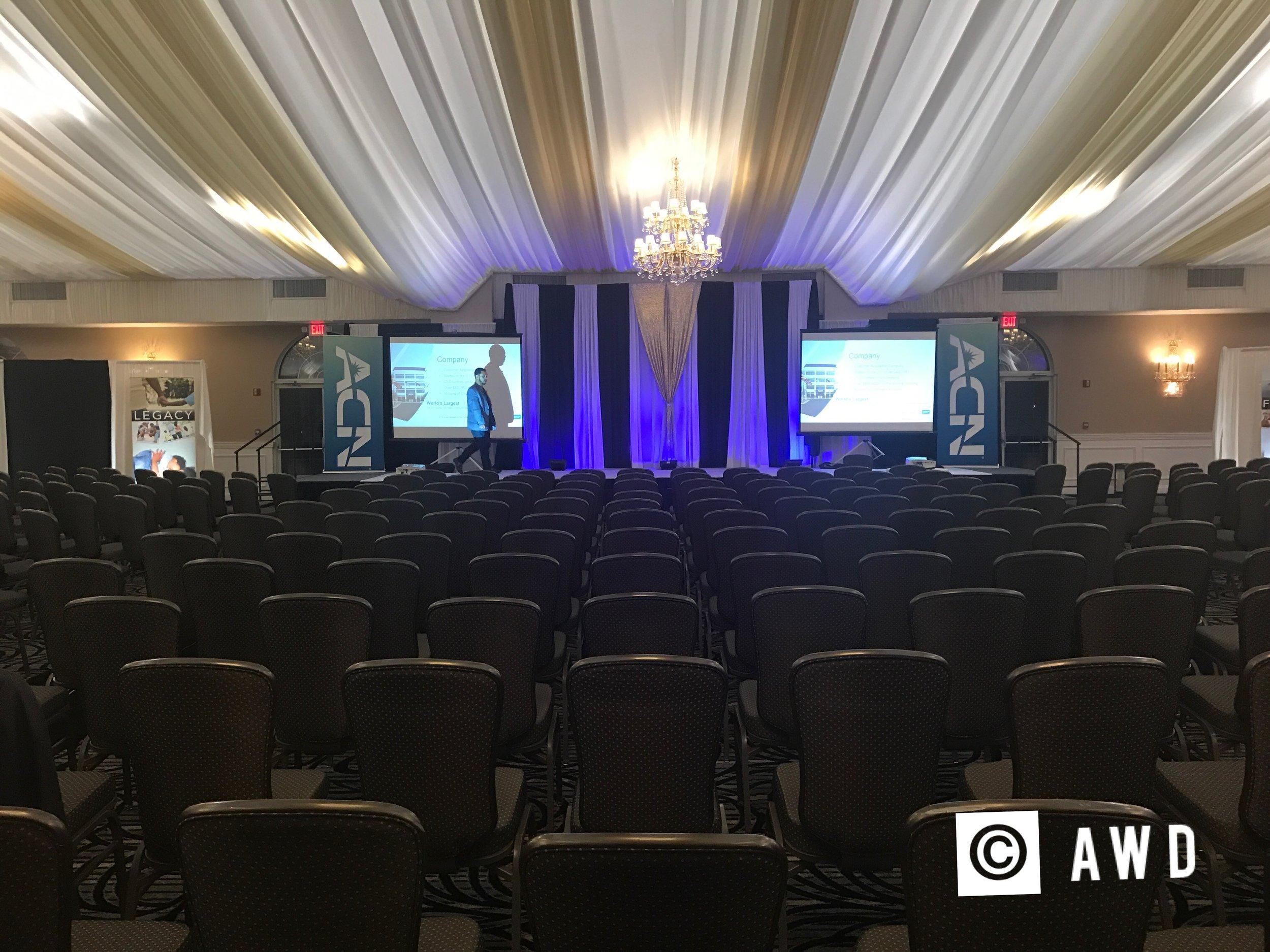 ACN Inc Event, 2017