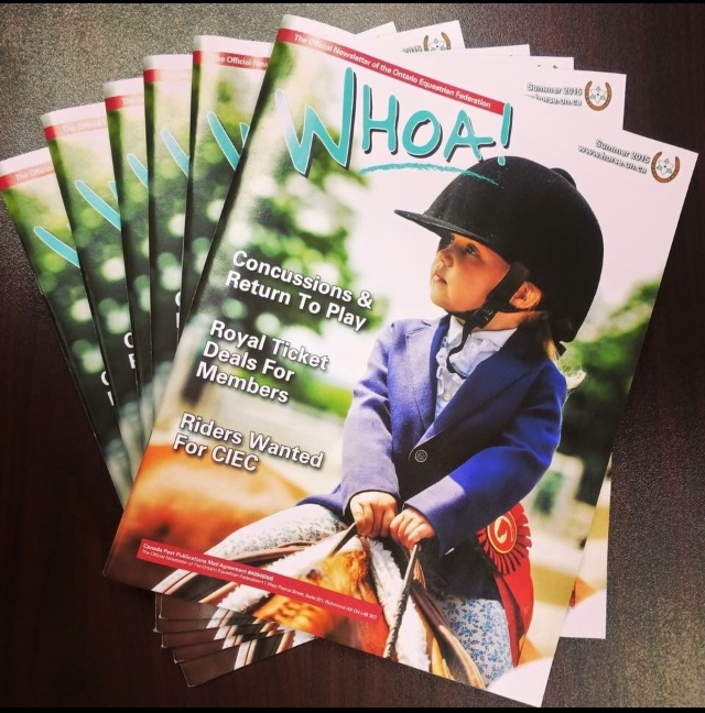 Whoa!, Magazine Cover, 2014