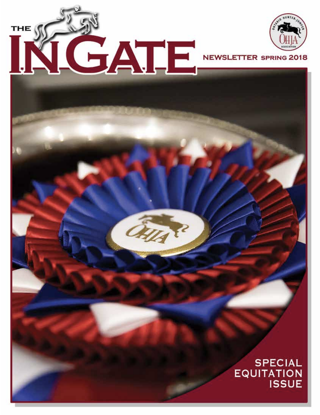 The Ingate, Magazine Cover, 2018