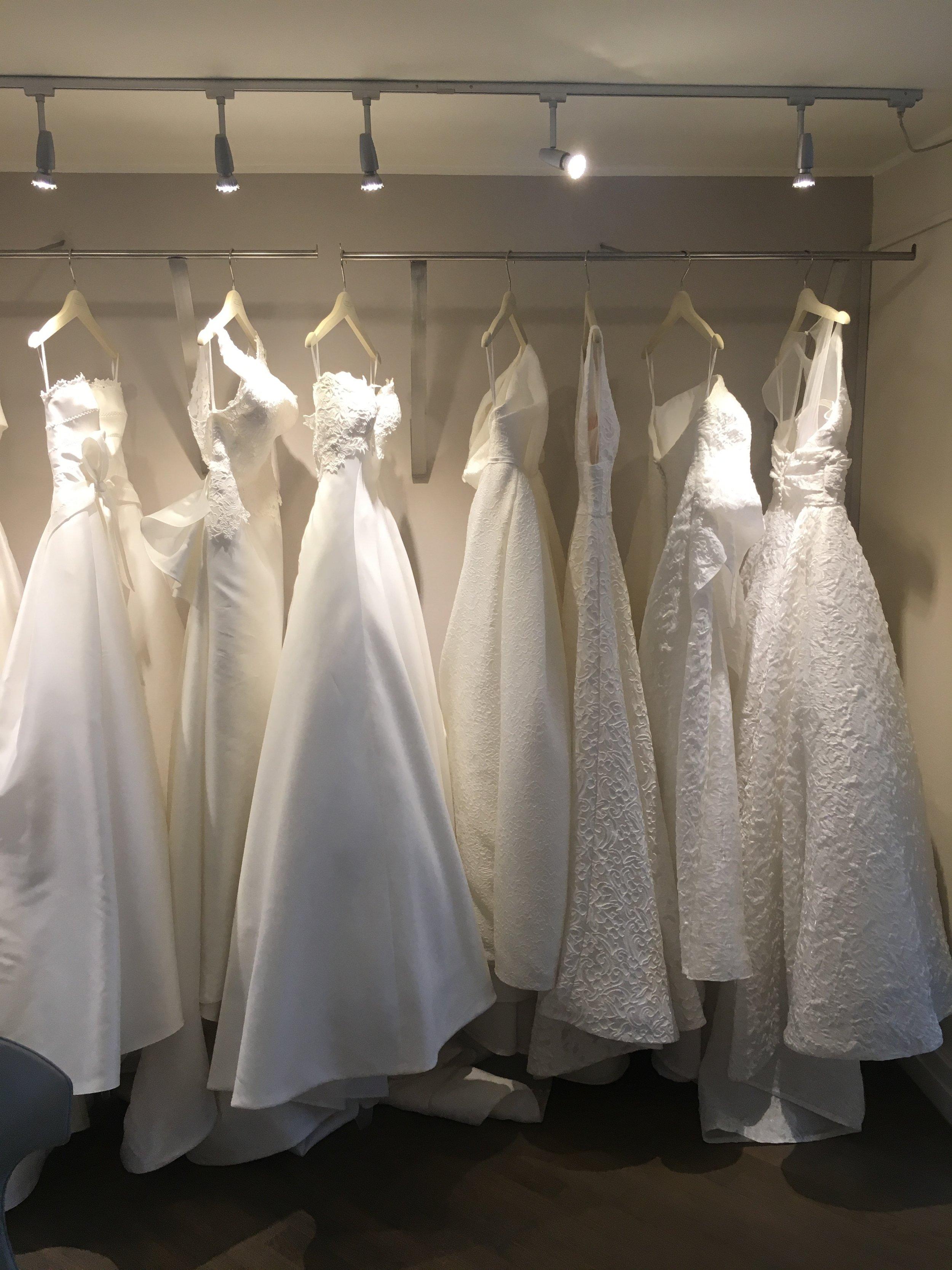 Durante mi visita: Foto del Showroom de Peter Langner en Milán