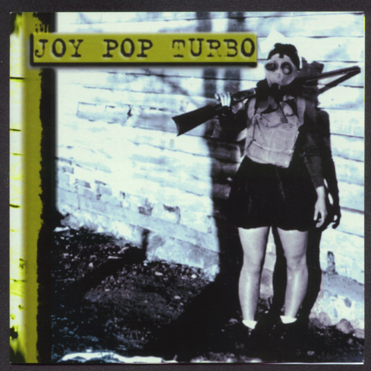 Joy Pop Turbo  -  Joy Pop Turbo  EP Self-released, 1997 Producer: Pete Ficht Pete on bass and backing vocals