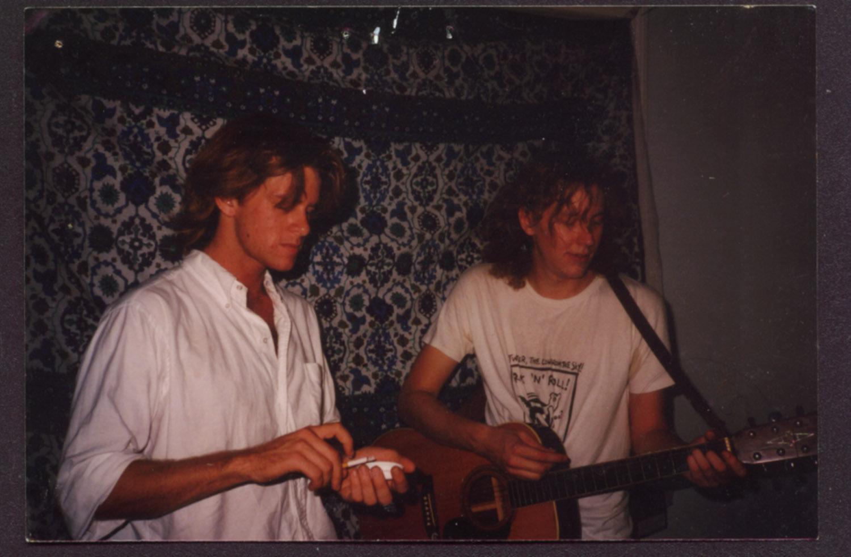 Grayson Capps & Pete Ficht, 1989