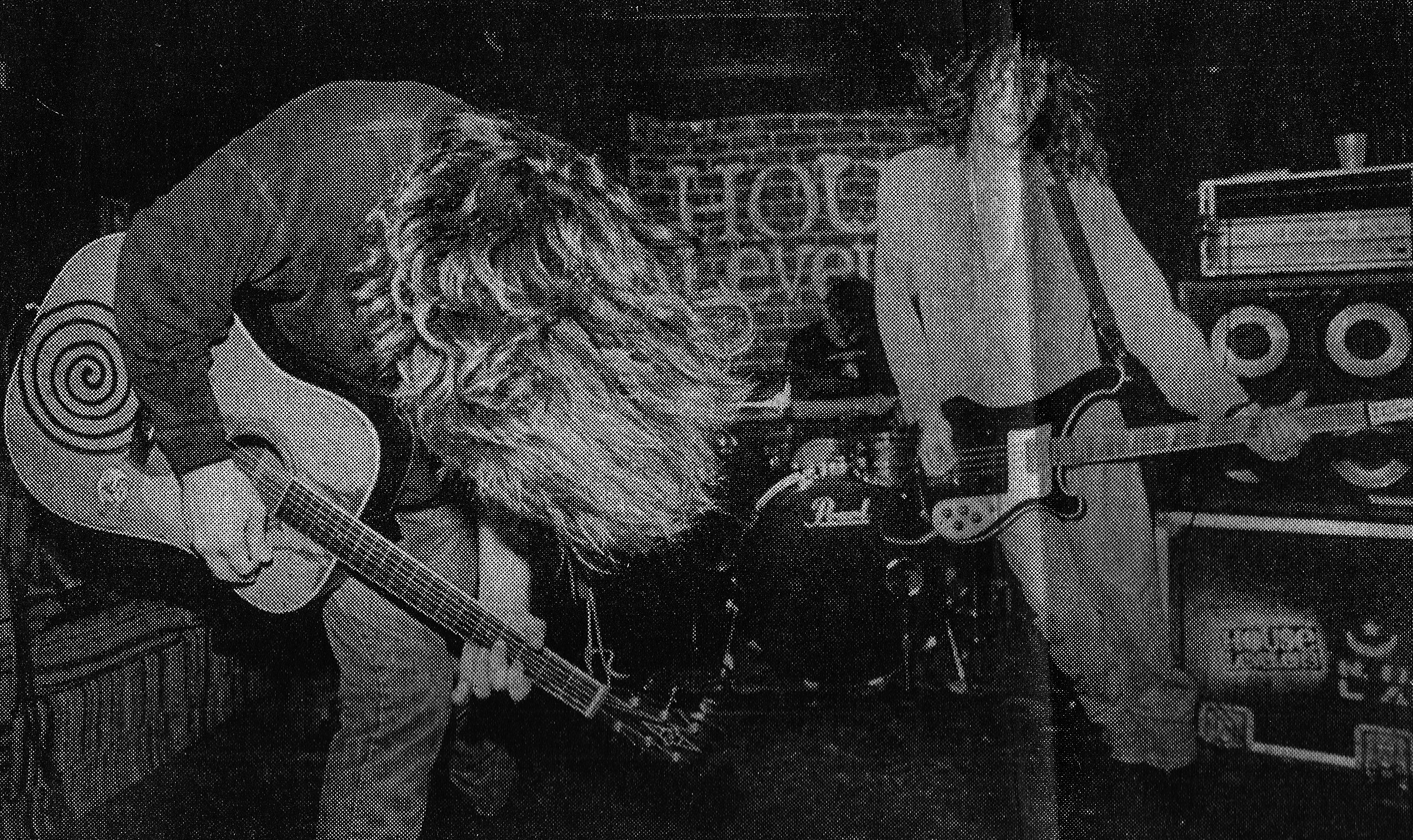 House Levelers live, 1991