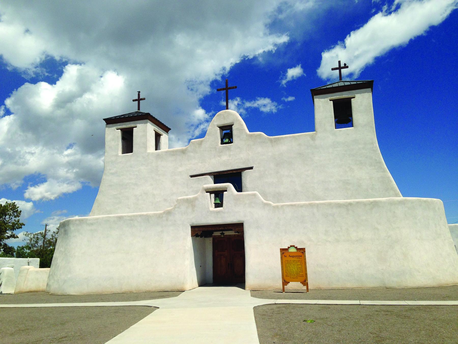 St. Augustine Mission in Isleta