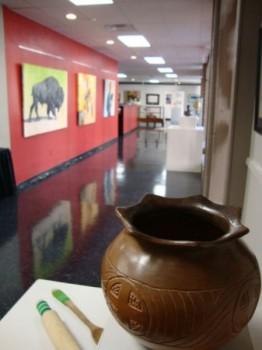 Red Earth Art Center