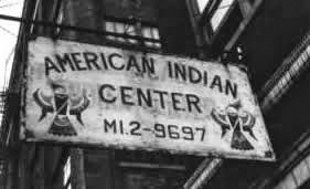 American Indian Center: Chicago, circa 1953