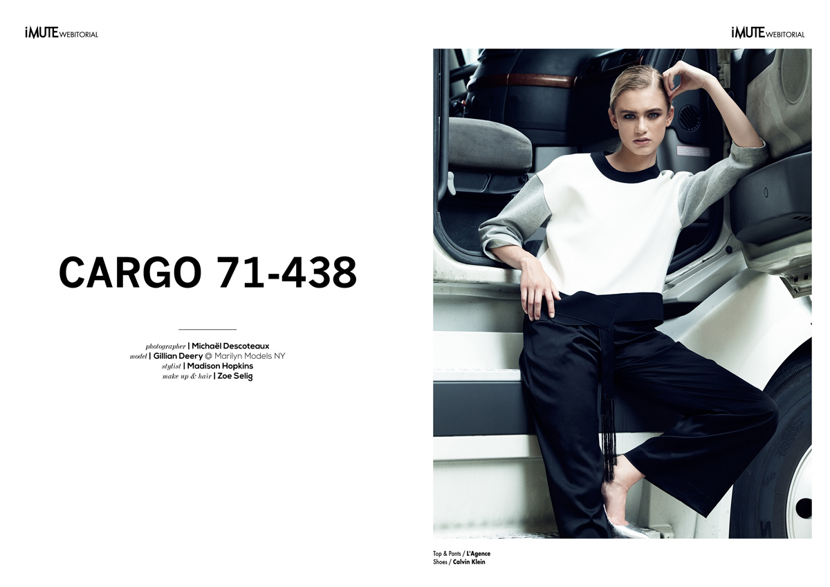 Cargo by Imute Magazine