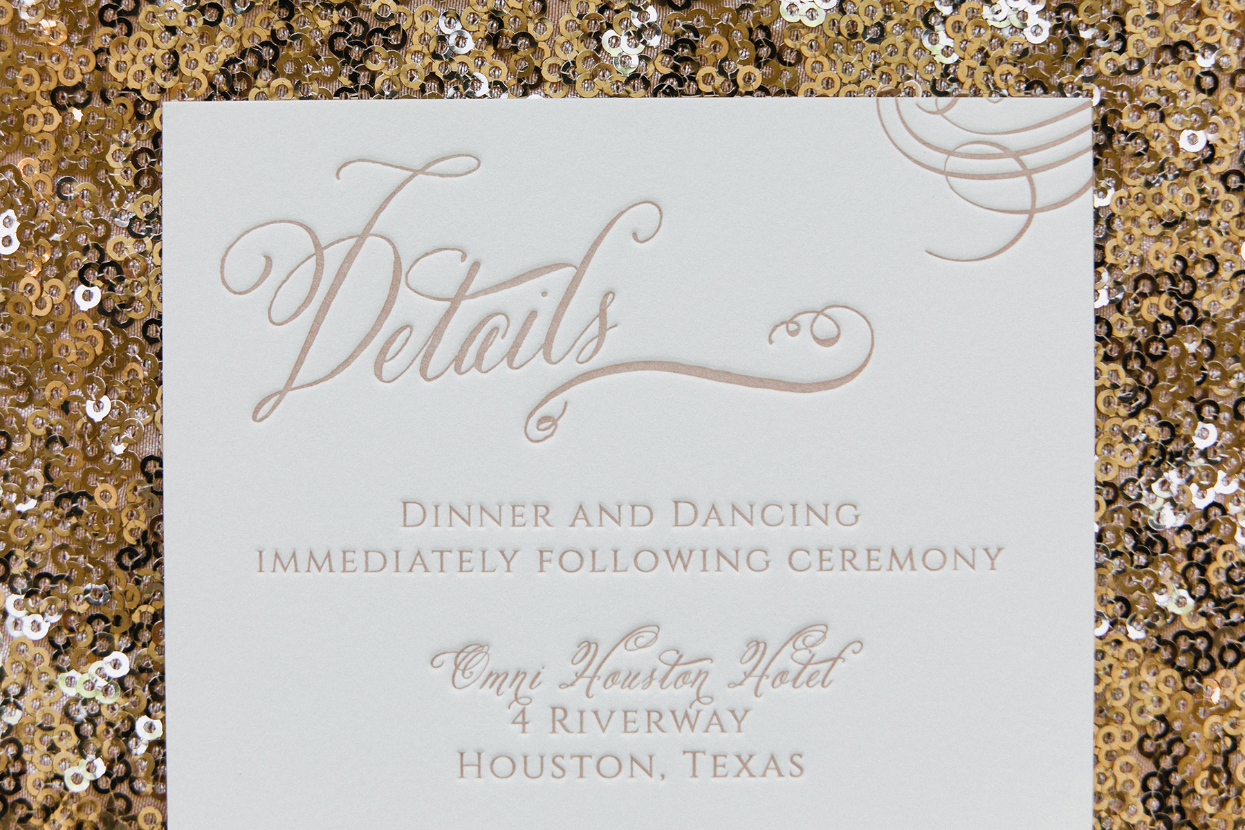 daytoremember.net | Daniel Colvin Photography | Wedding Stationery | A Day To Remember Houston Wedding Planning and Design