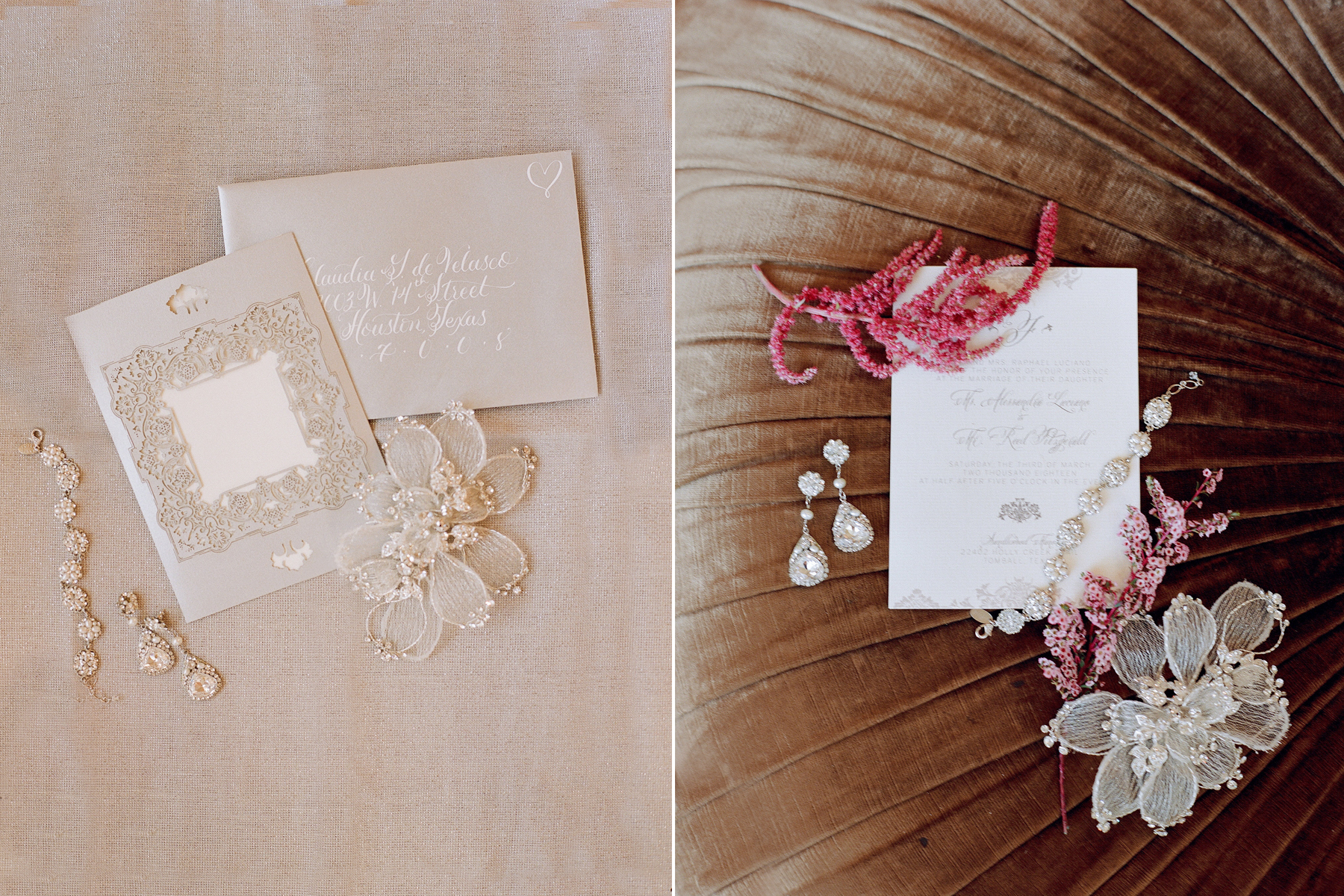 daytoremember.net | Kelly Hornberger Photography | Wedding Stationery | A Day To Remember Houston Wedding Planning and Design