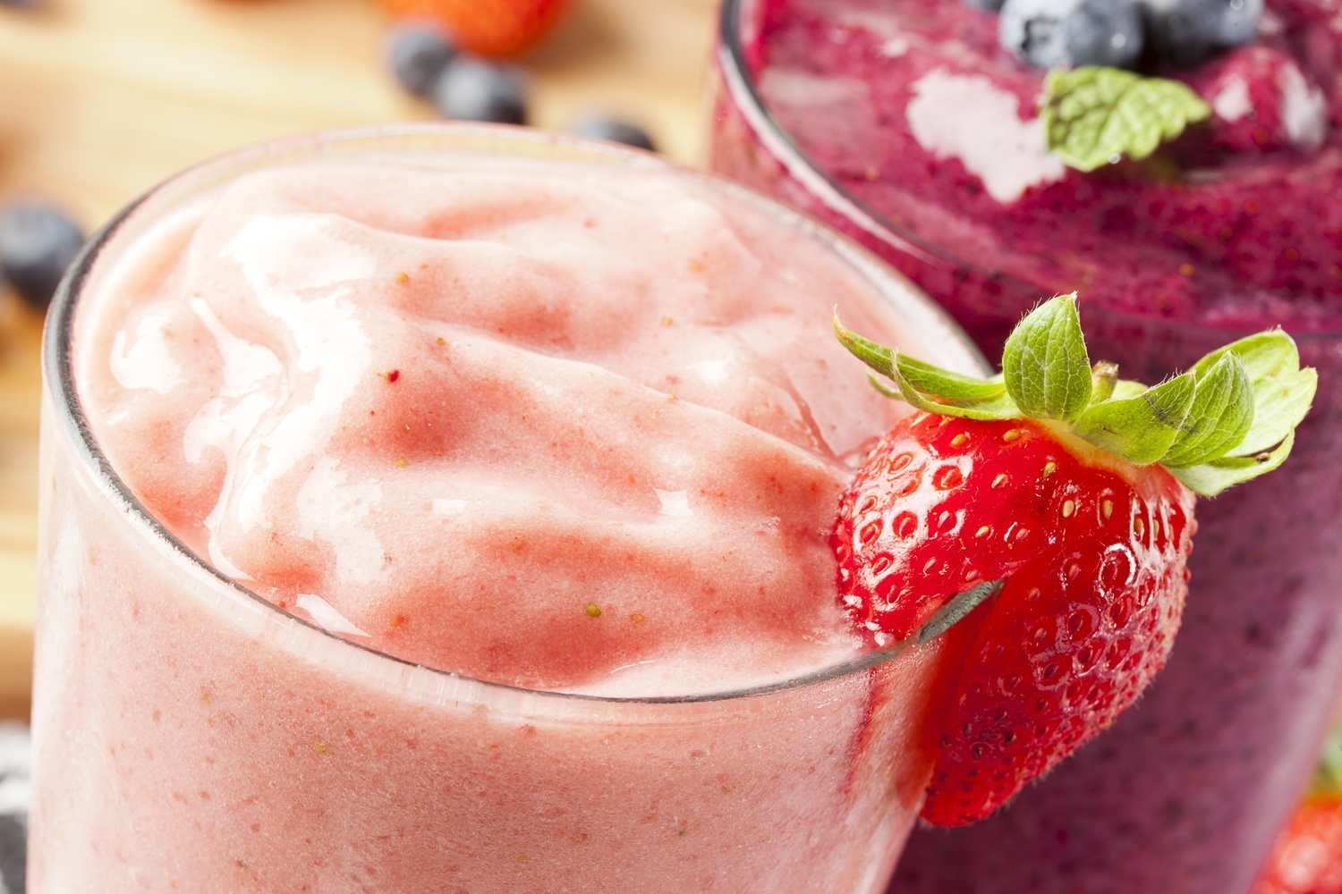Juices and smoothies are a delicious way to supplement your cleanse. Just remember to maintain a sufficient calorie count of fresh fruits and vegetables. The starvation method will backfire on you, every time.