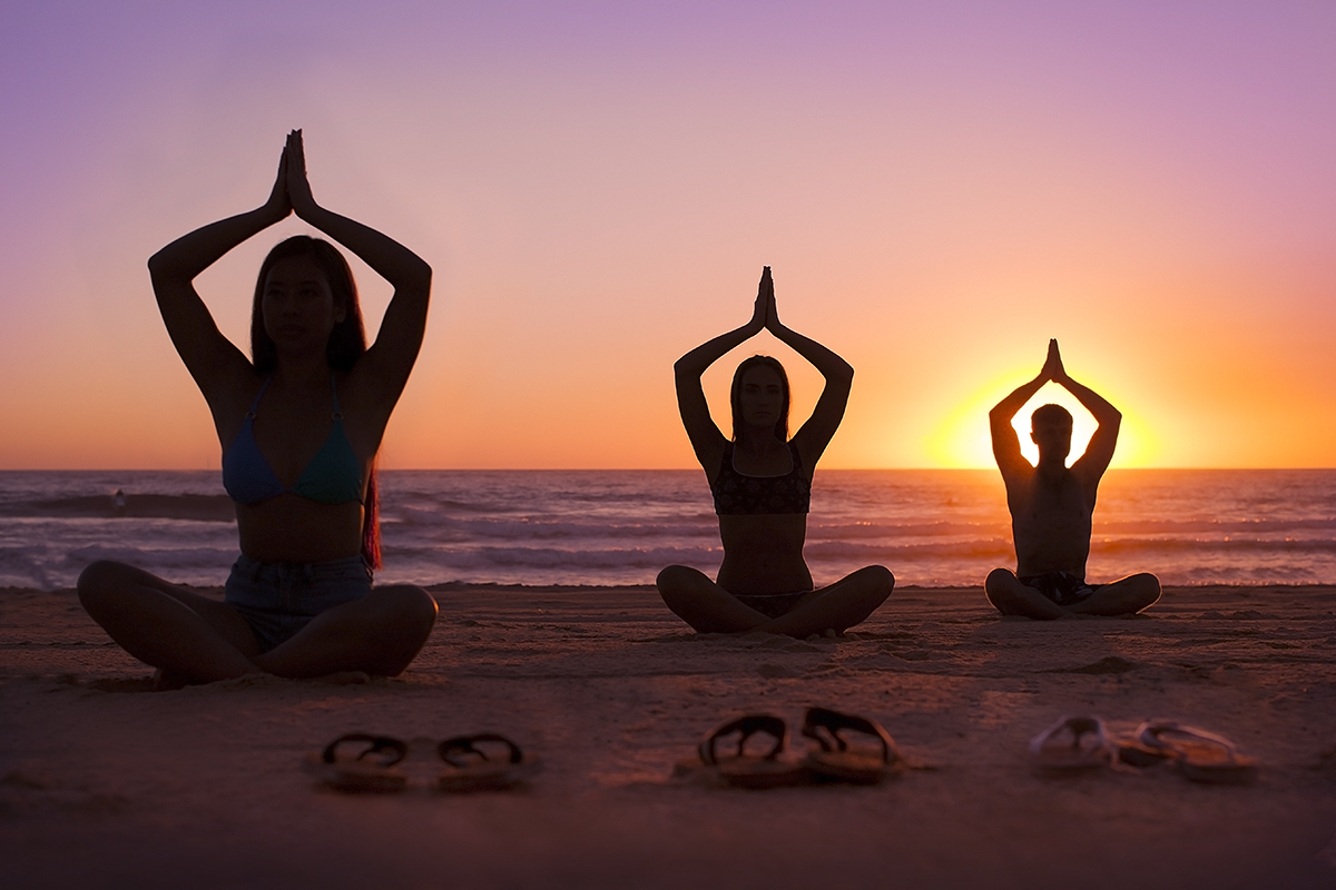 Gentle exercise, yoga, and meditation is best to assist your body during a cleanse. Easy does it.