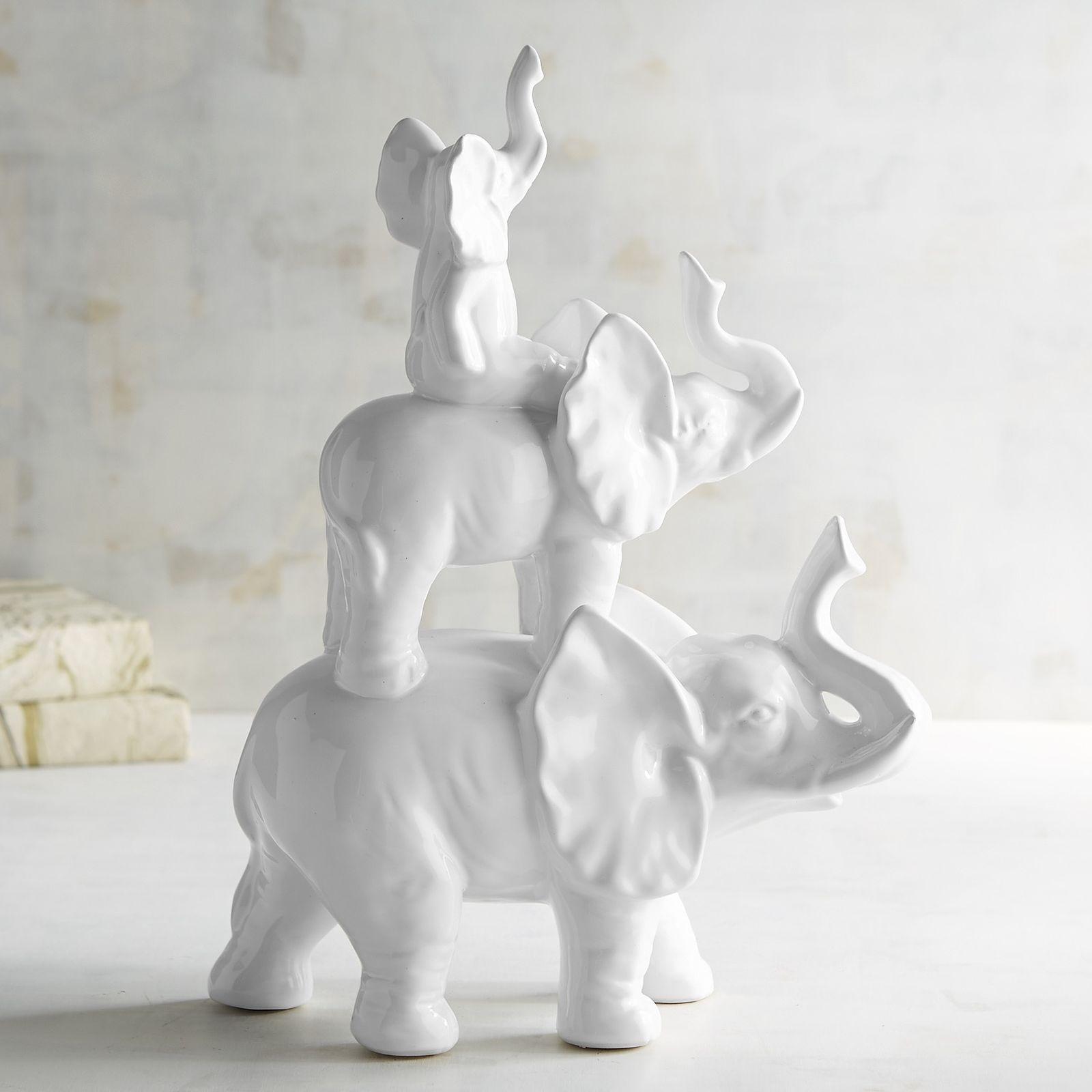 Grandma's elephants
