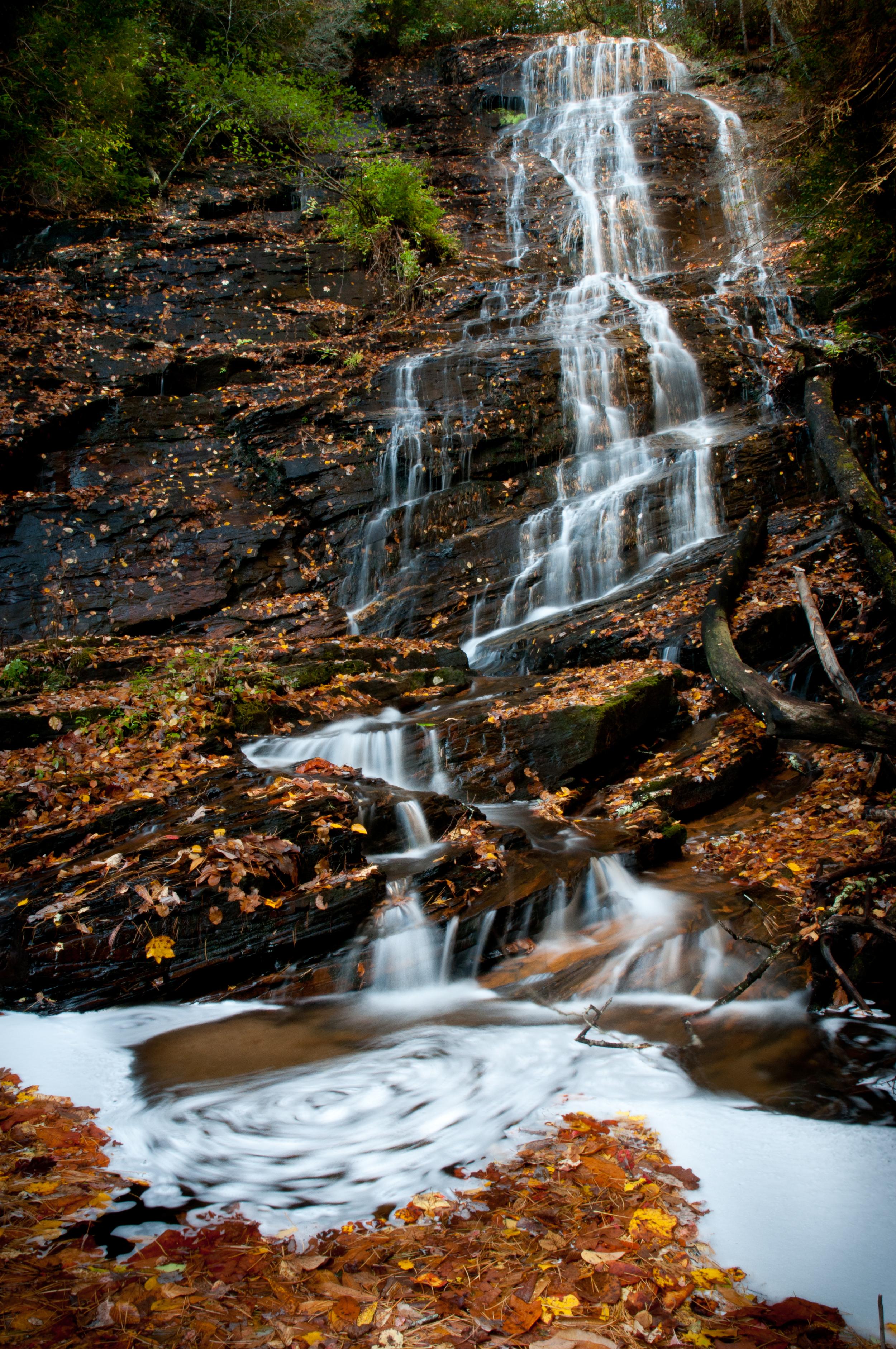 Horse Trough Falls, GA