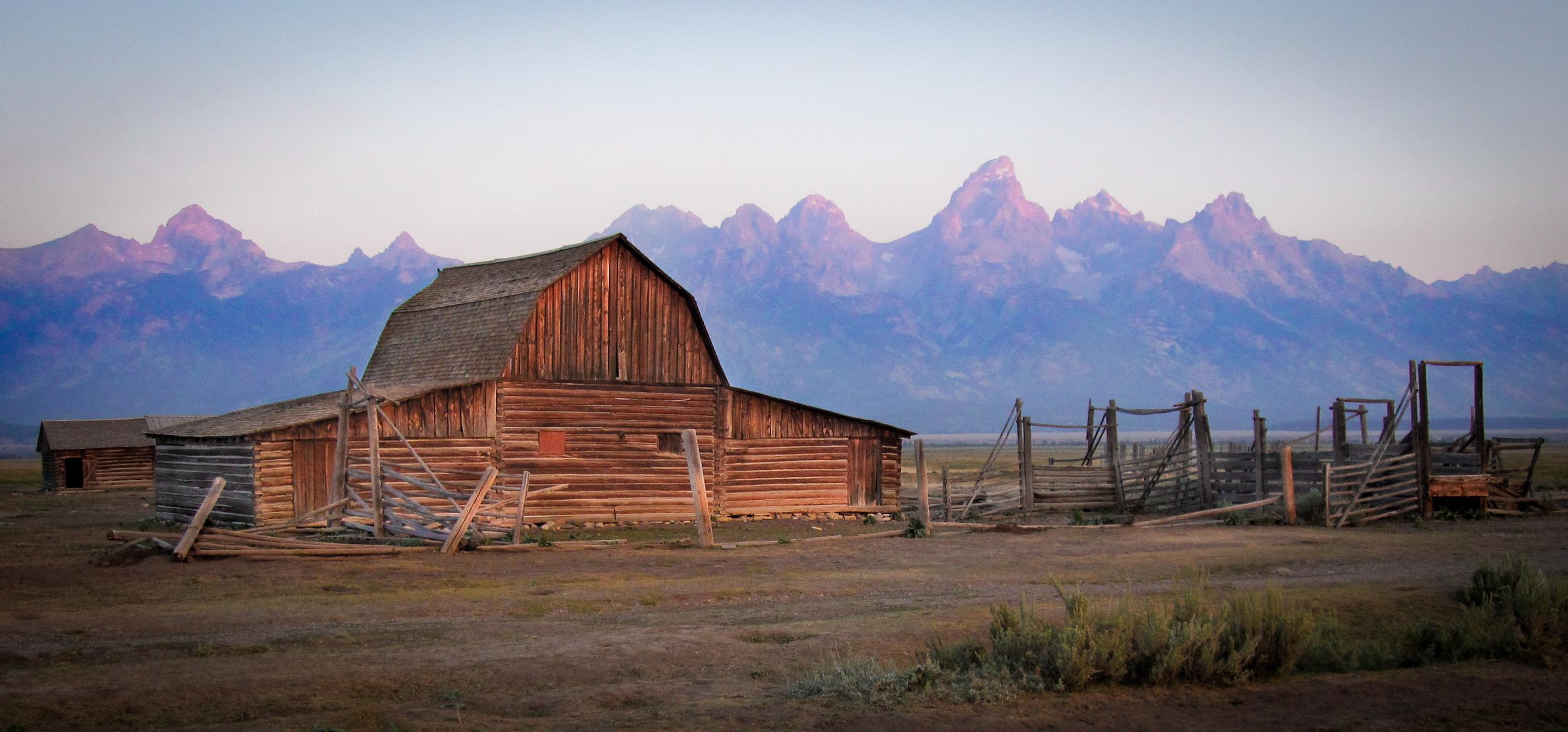 Grand Teton N.P., WY