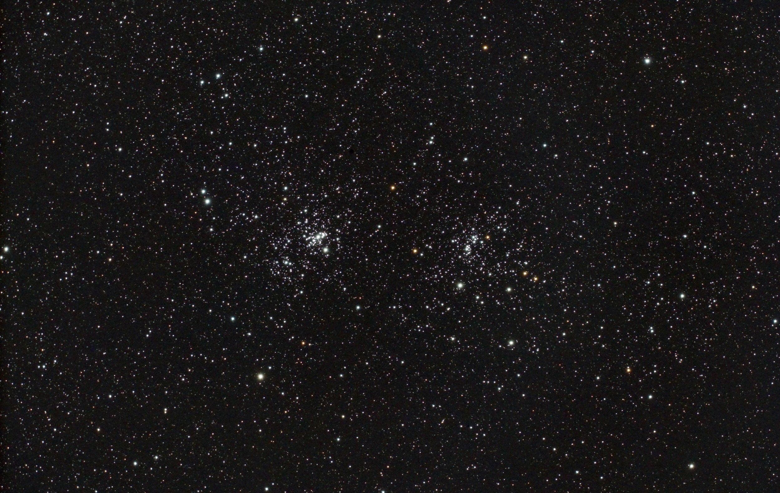 NGC 869 The Double Cluster