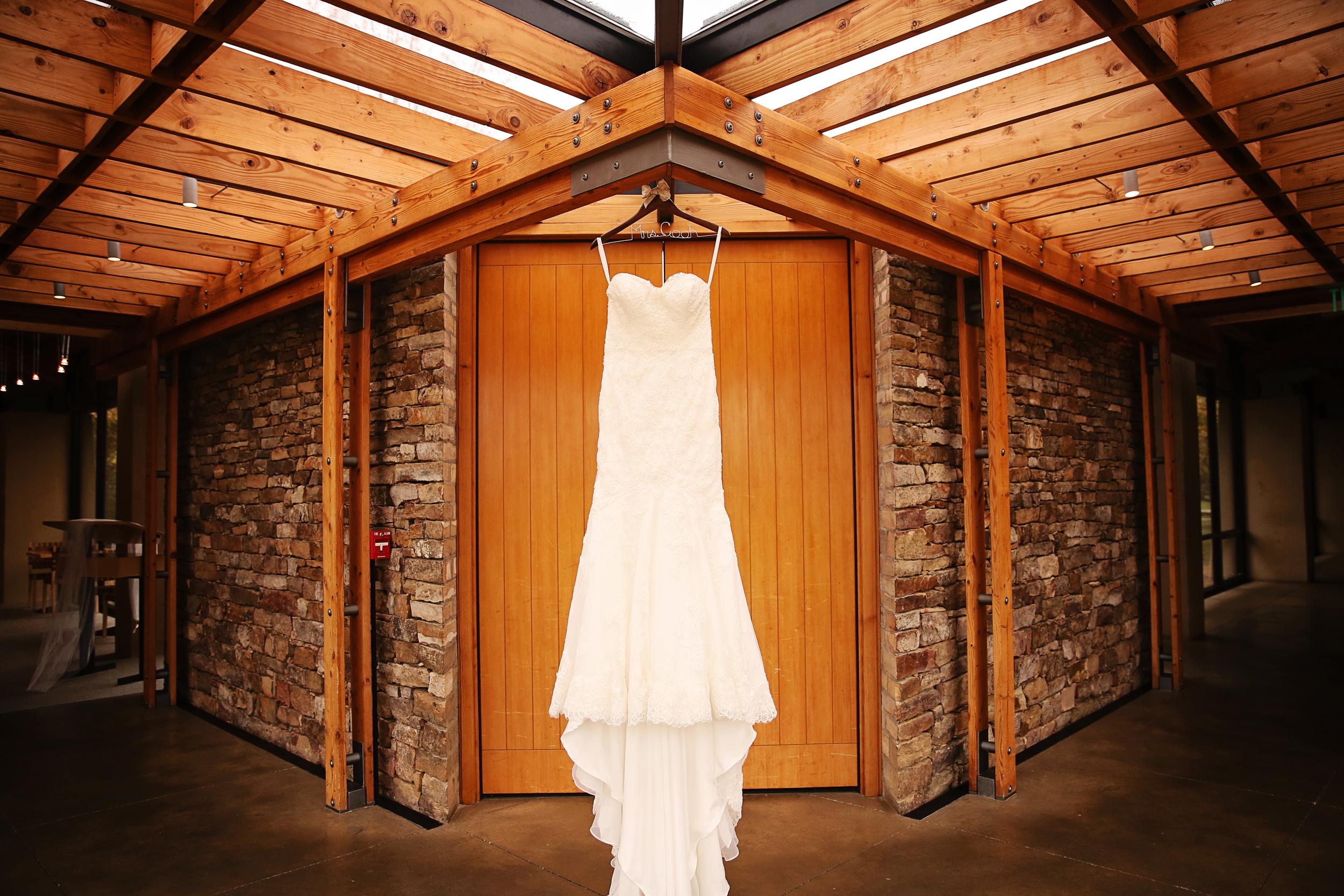Spring Creek Ranch Weddings Dress