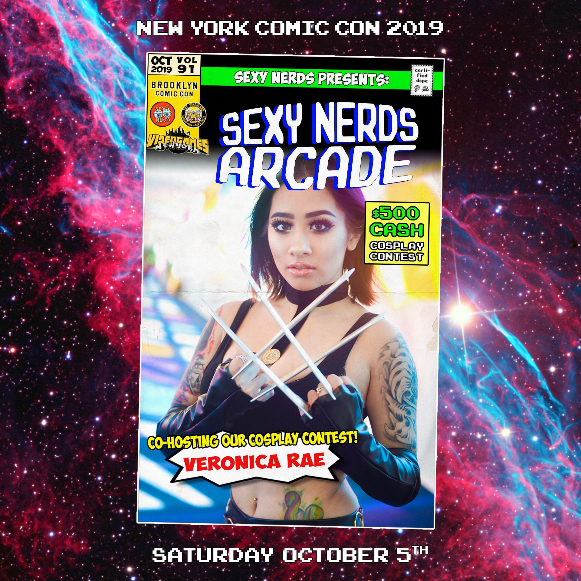 2019 NYCC Cosplay Comic Book veronica square.jpg