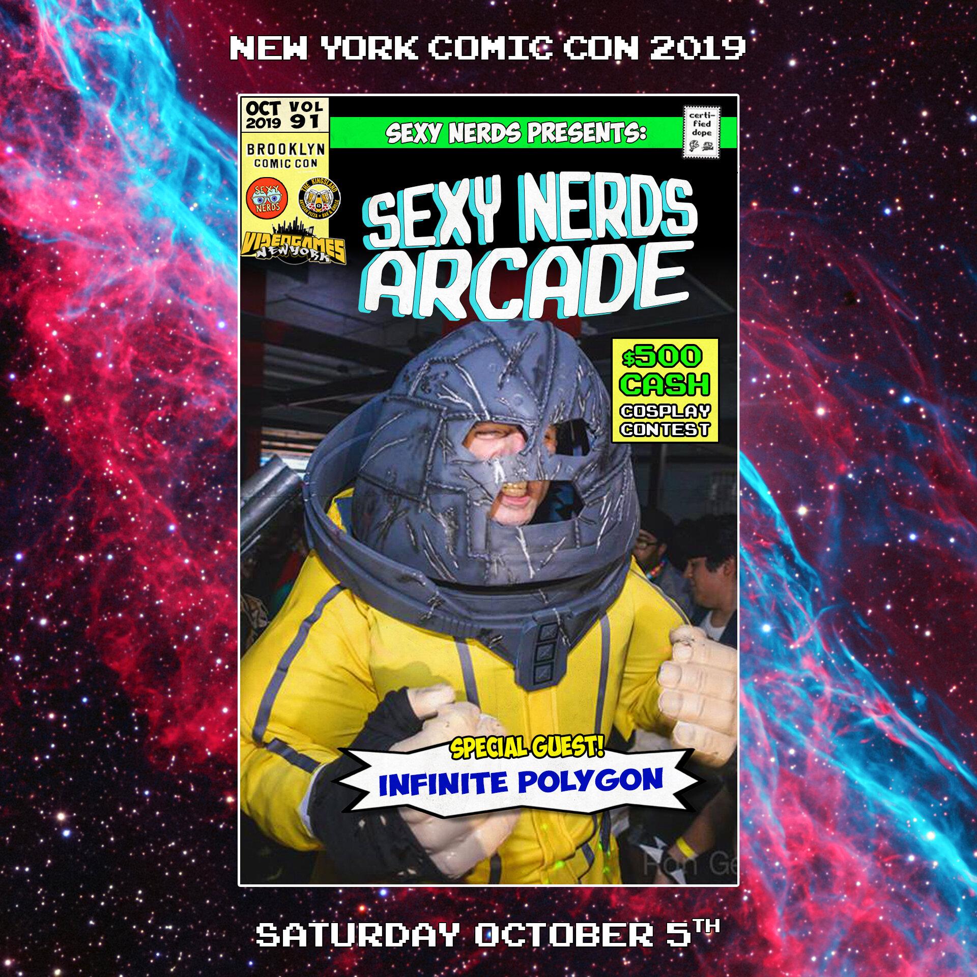 2019 NYCC Cosplay Comic Book infinite square.jpg