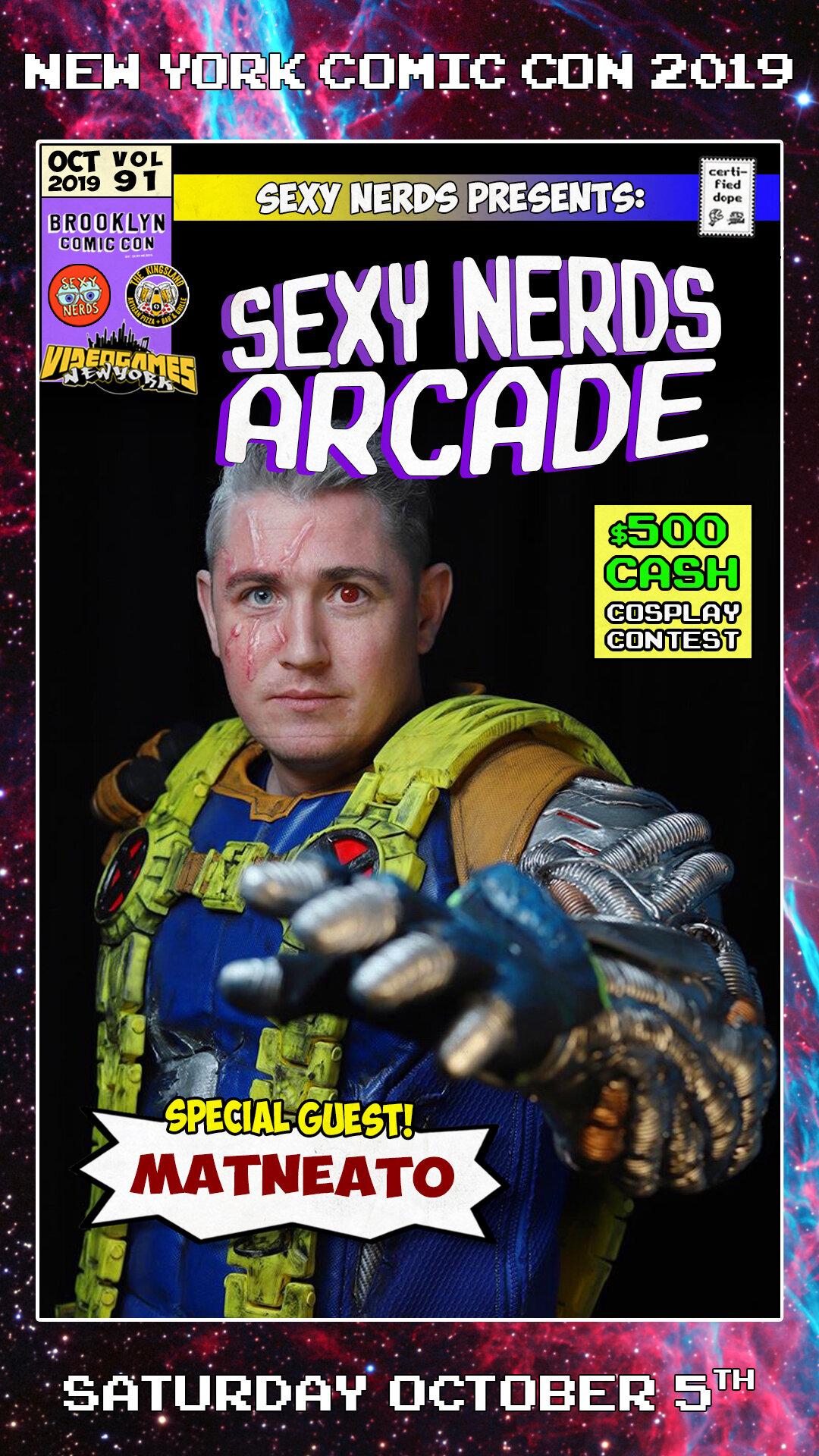 2019 NYCC Cosplay Comic Book matneato.jpg