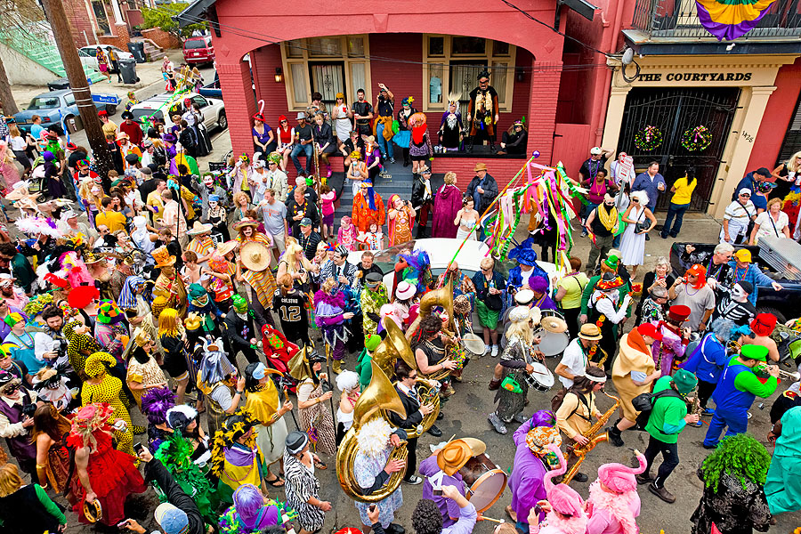 New Orleans 300th Birthday Party